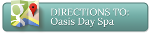 Directions to Oasis Day Spa